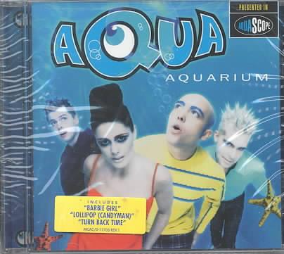 AQUARIUM BY AQUA (CD)