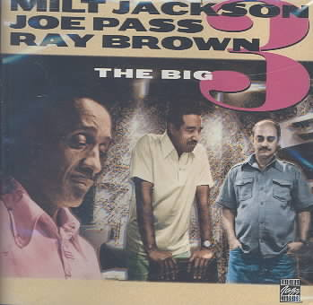 BIG 3 BY JACKSON,MILT (CD)