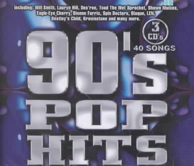 90S POP HITS (CD)