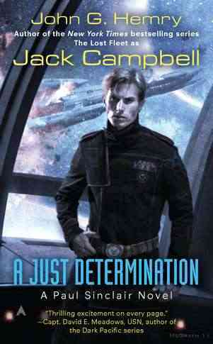 A Just Determination By Hemry, John G.